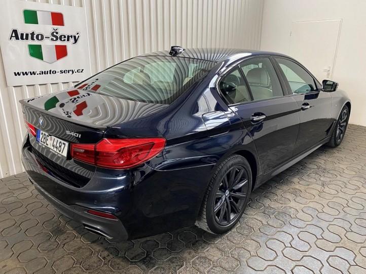 Autosery BMW Řada 5