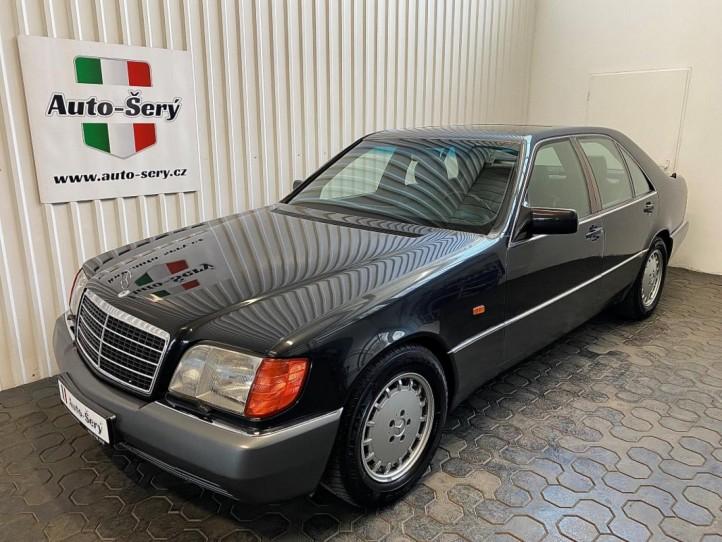 Autosery Mercedes-Benz Třídy S