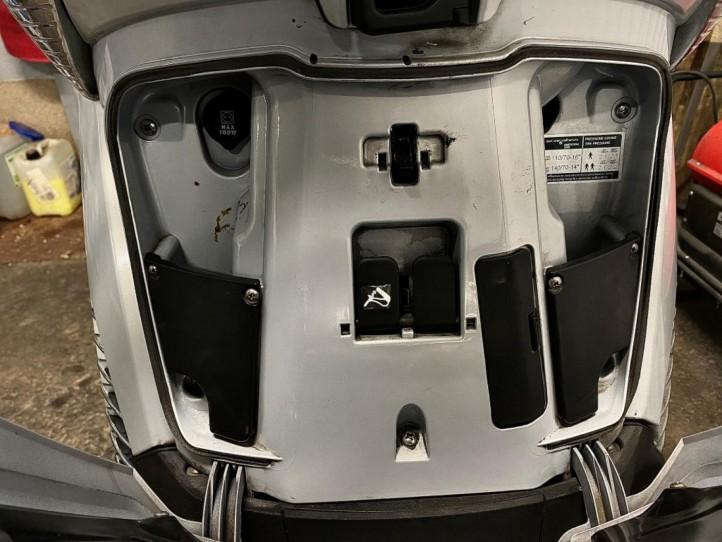 Autosery Aprilia Scarabeo 250